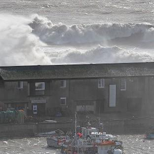 Mid Devon Star: Coasts and seaside communities are at risk from the changing climate, says the National Trust