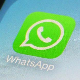 Whatsapp went down for more than two hours, just days after being bought by Facebook (AP)