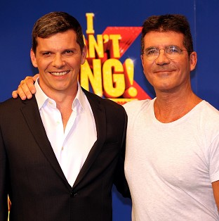 Former EastEnders actor Nigel Harman leads the cast of I Can't Sing!