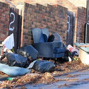 New sentencing guidelines for courts in England and Wales will see offences such as fly-tipping punished by larger fines