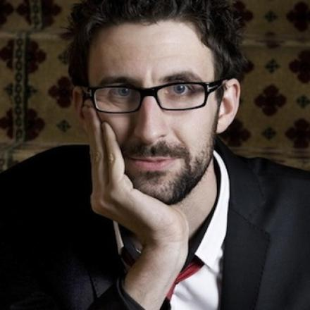 MarkWatson is coming to Exeter.