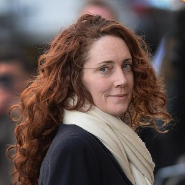 "Mid Devon Star: Rebekah Brooks gave details of ""strained"" relations with fellow defendant Andy Coulson."
