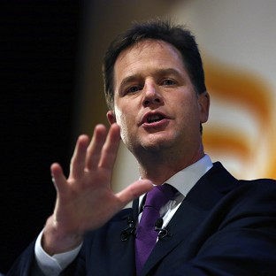 Clegg aims to boost careers advice