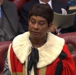 Baroness Lawrence has called for a judge-led public inquiry into und