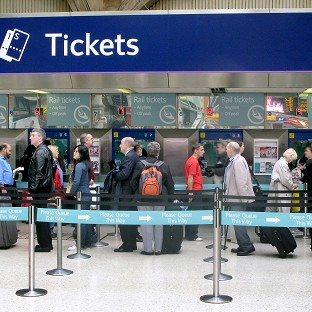 Railcard lets two travel and save
