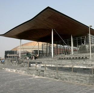 The National Assembly for Wales, based in Cardif