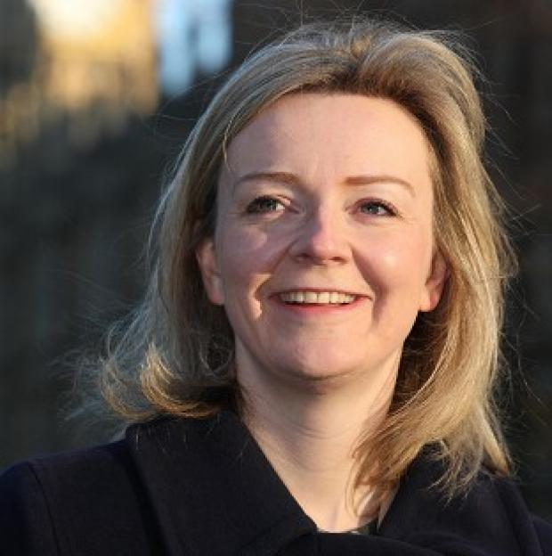 Mid Devon Star: Childcare minister Elizabeth Truss gave evidence to the education committee's inquiry in October