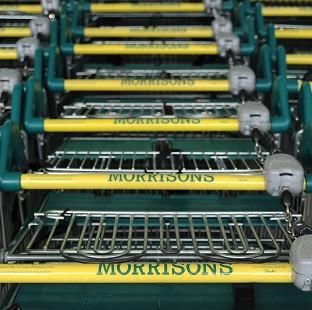 Mid Devon Star: Morrisons has posted an annual loss of �176 million