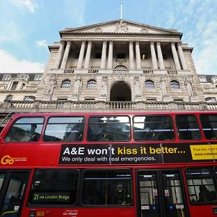The Bank of England is considering measures to allow for bonuses for rec