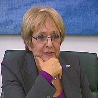 File photo dated 09/09/13 of Margaret Hodge MP, chair of the Commons Public Accounts Committee which has concluded that poor planning and ou