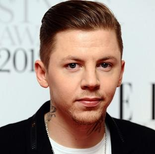 Mid Devon Star: Professor Green has been charged with drink-driving