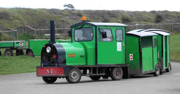 Land train receives council support