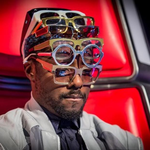 Mid Devon Star: Will. i. am lost 19-year-old Iesher Haughton in The Voice (PA/BBC)