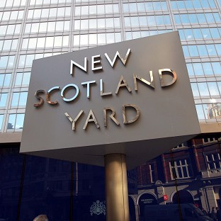 Scotland Yard warned people who read banned Islamist websites could face terrorism charges