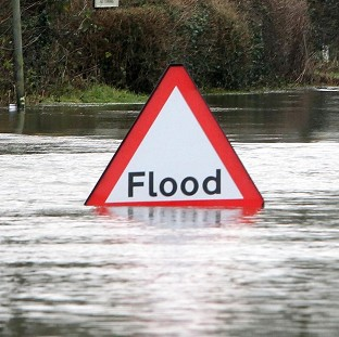 Less affluent areas of England have been three times more likely to flood in recent years, according to Oxfam