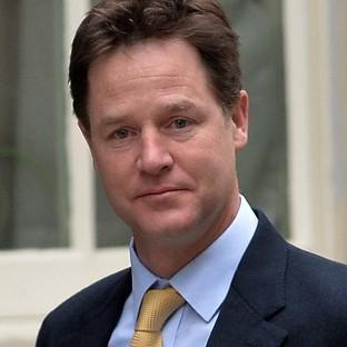 Nick Clegg has said he wants to dispel the '