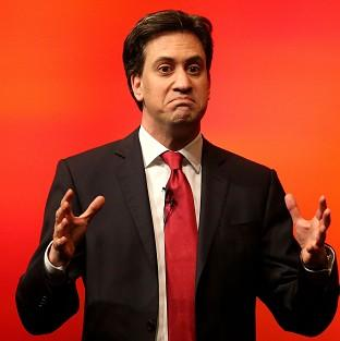 Ed Miliband said he was relishing a