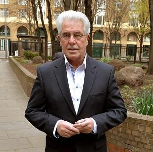Mid Devon Star: Publicist Max Clifford is giving evidence in his defence.