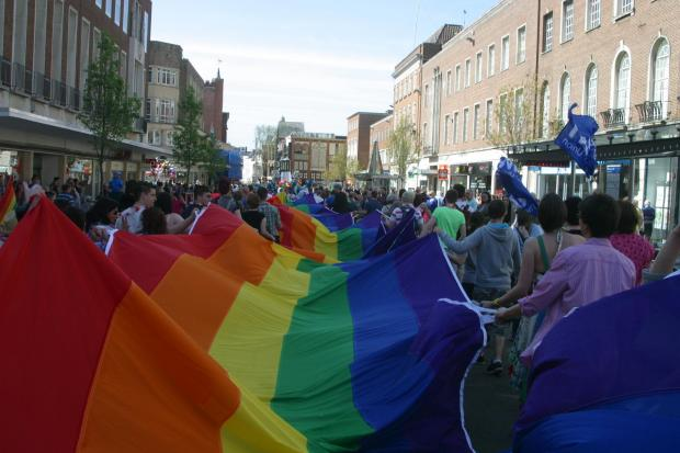 Mid Devon Star: South West's biggest pride event will be in Exeter on May 10