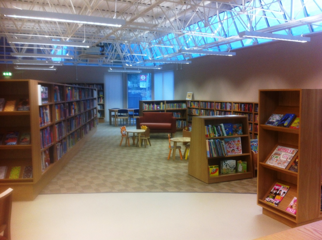 Grand vision for libraries