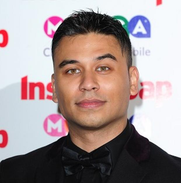 Mid Devon Star: Ricky Norwood plays Fatboy in the BBC soap