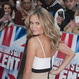 Britain's Got Talent judge Amanda Holden hasn't completely ruled out a career in politics