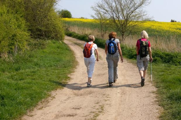 People in the South West invited to  step out during Get Walking Week