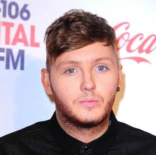 Mid Devon Star: James Arthur said he was concentrating on his music