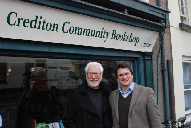 Bookshop helping keep high street alive