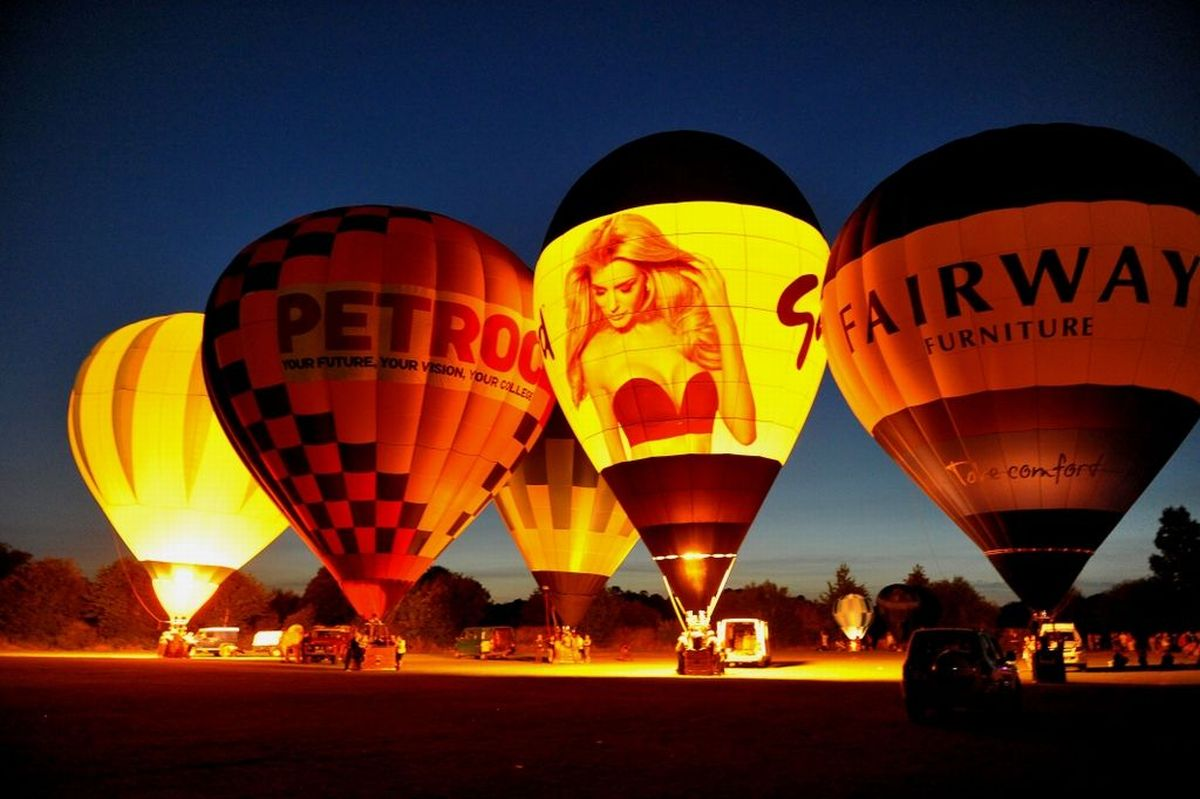 Balloon festival to return this summer