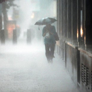 Easter Sunday could be a washout, weather experts have warned