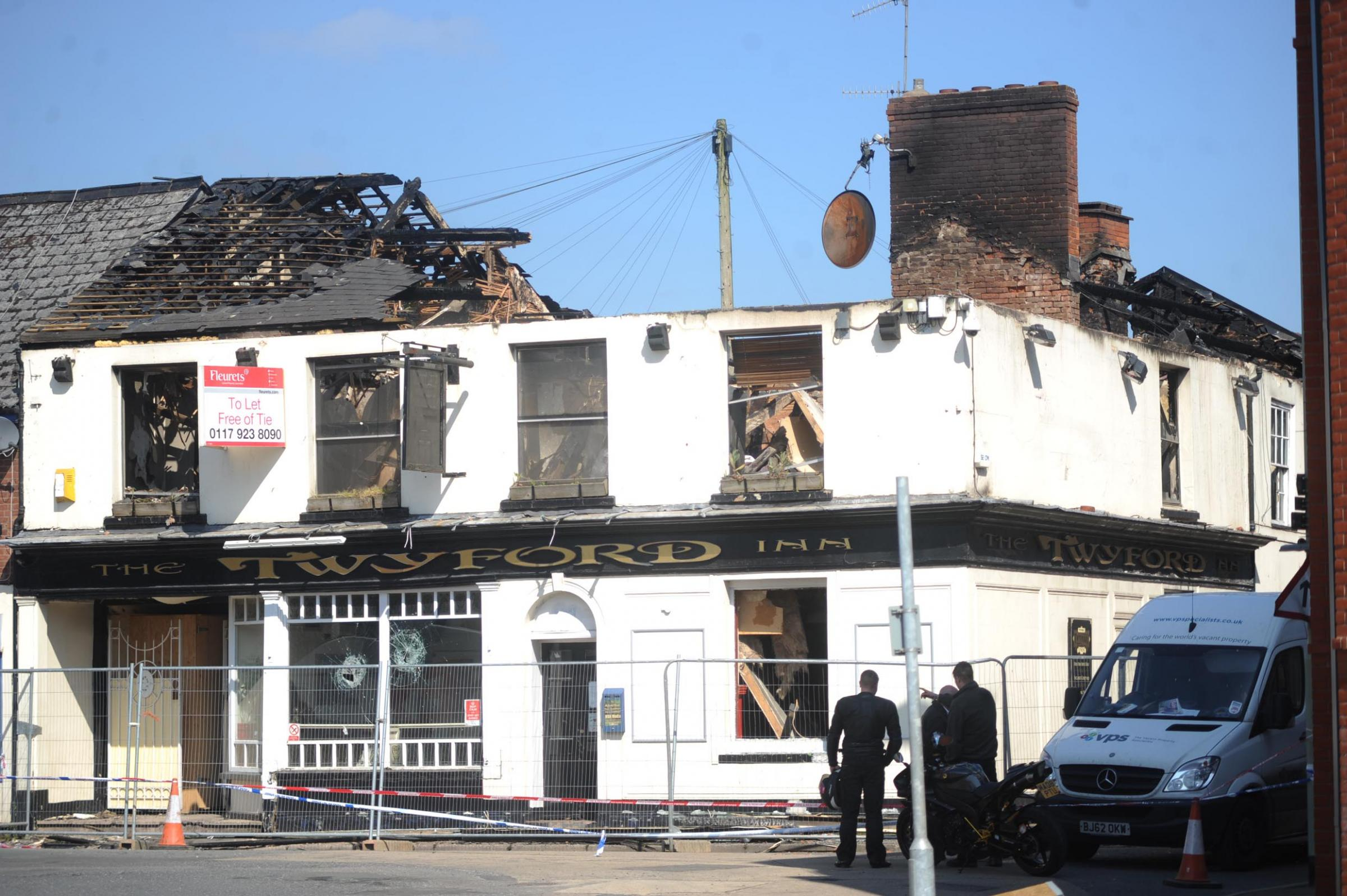 Save our pub - residents campaign to preserve building's pub status