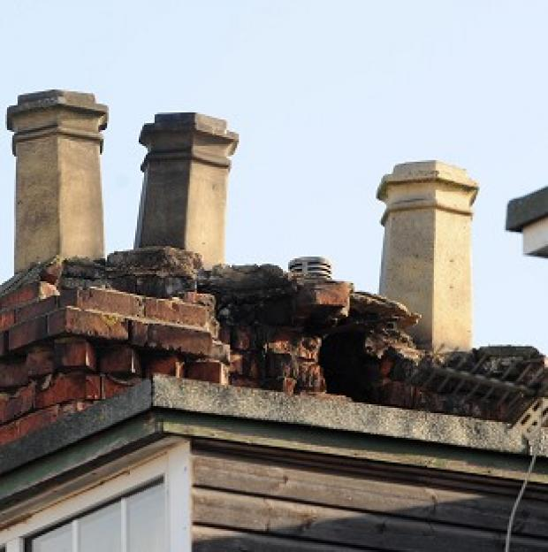 Mid Devon Star: The latest quake was compared to the 2008 tremor centred in Market Rasen which damaged chimney pots.