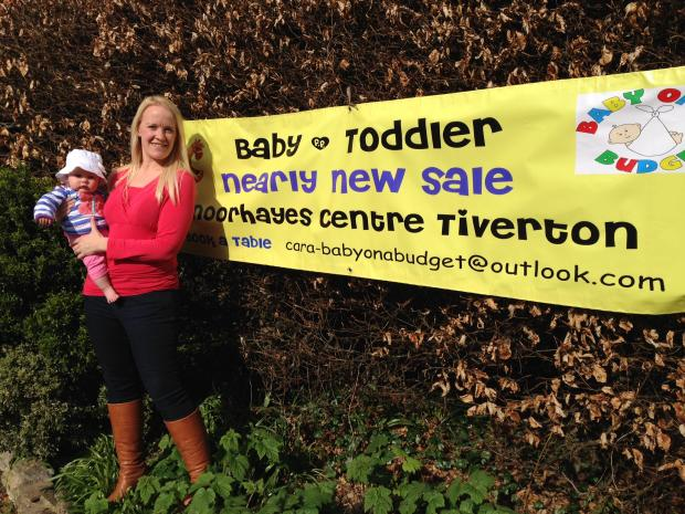 Mid Devon Star: Baby and Toddler Nearly New Sale comes to Moorhayes