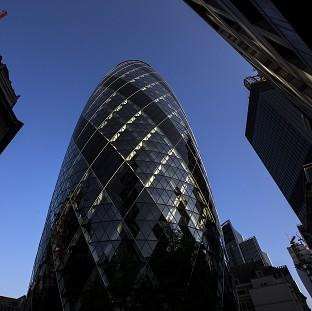 Mid Devon Star: The Gherkin was designed by architect Lord Norman Foster