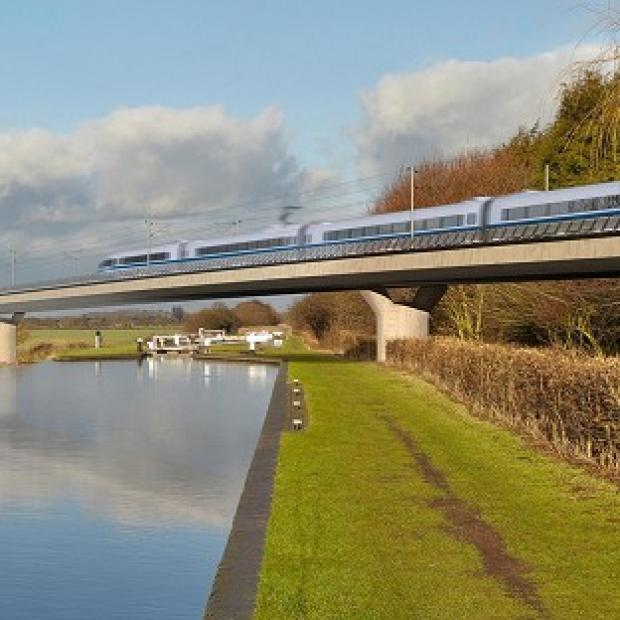 Mid Devon Star: Around 500 wildlife sites will be affected if the proposed HS2 rail link goes ahead, wildlife campaigners say