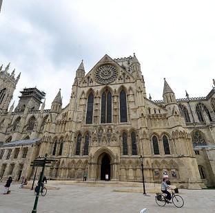 Mid Devon Star: York Minster, which the Tour de France riders will pass on stage 2 of the race
