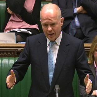 Mid Devon Star: Foreign Secretary William Hague said sanctions are having an impact on Russia