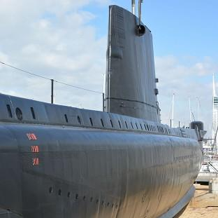 Mid Devon Star: HMS Alliance was launched in 1947 and completed a distinguished 28-year career during the Cold War