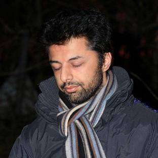 Shrien Dewani made a brief appearance in court
