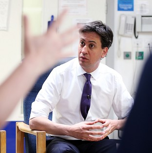 Miliband plays down polls results
