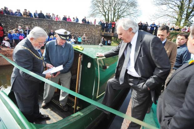 Mid Devon Star: Trailboat festival to mark Grand Western Canal's bicentenary