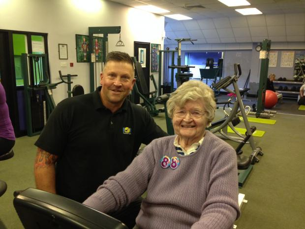 Mid Devon Star: Age is no barrier for Eileen