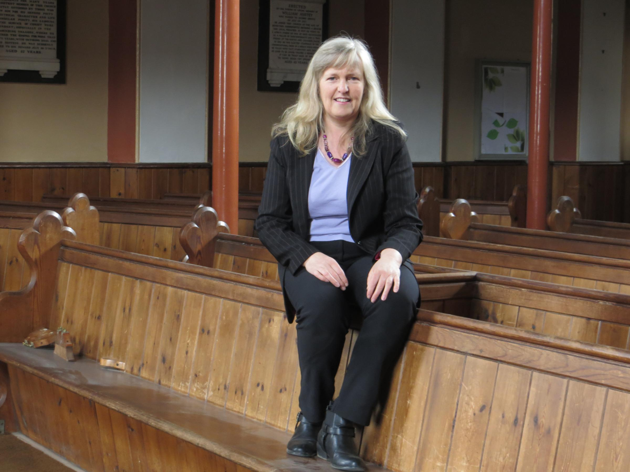 New church owner welcomes community