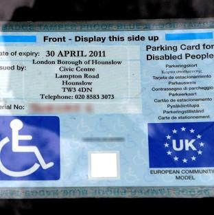 Three times as many motorists have been prosecuted for abusing disabled drivers' badges