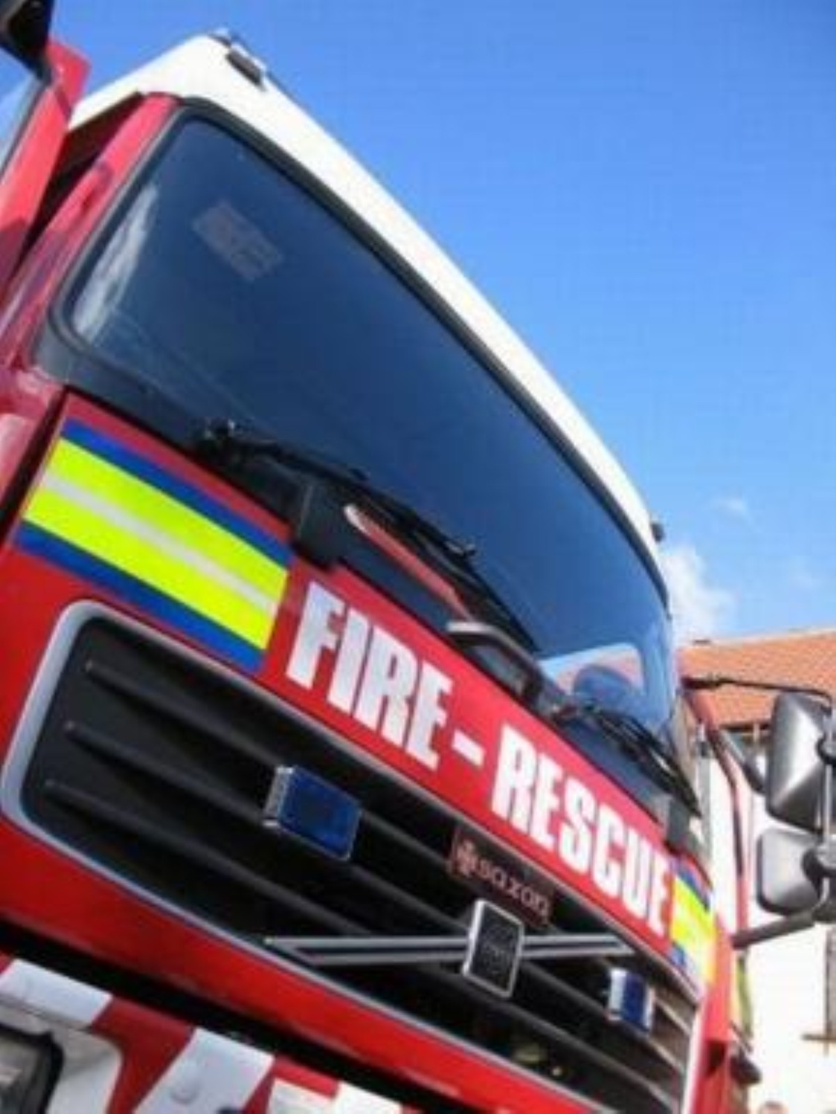 Engines from across the South West were sent to deal with the fire