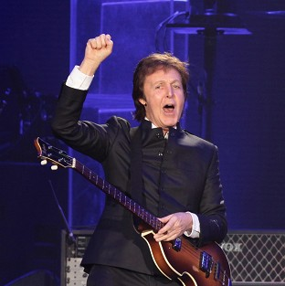 Paul McCartney has cancelled a tour because of illness.