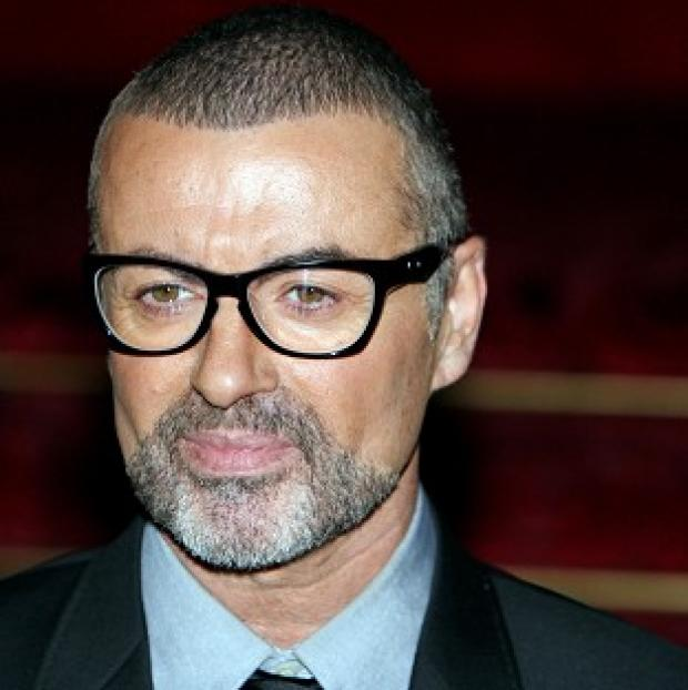 Mid Devon Star: George Michael was treated in hospital after falling ill