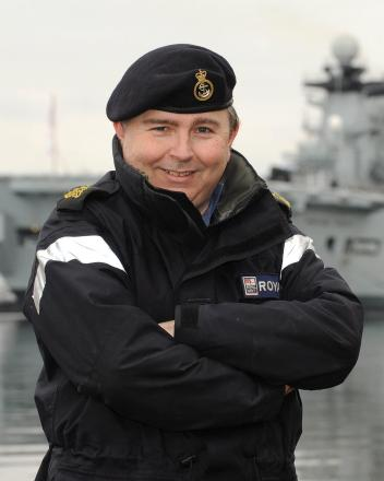 Plymouth sailor wins a Royal Navy photographic award