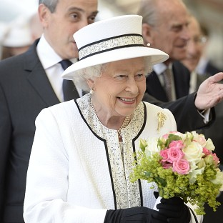 Paris market renamed after Queen